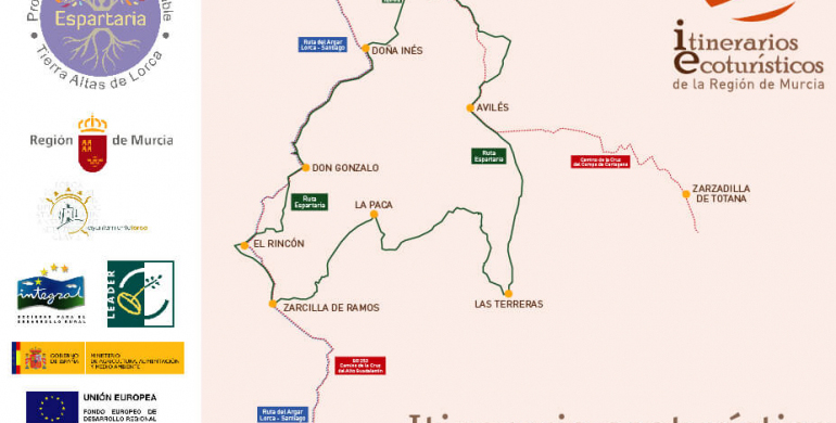 La Ruta Espartaria – Tierras Altas de Lorca (Murcia)